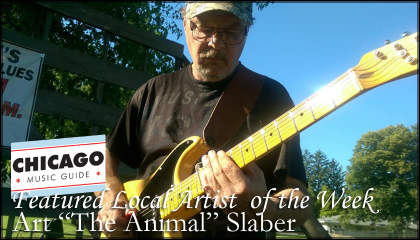 FEATURED LOCAL ARTIST - Art Slaber