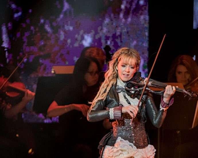 Lindsey Stirling Live