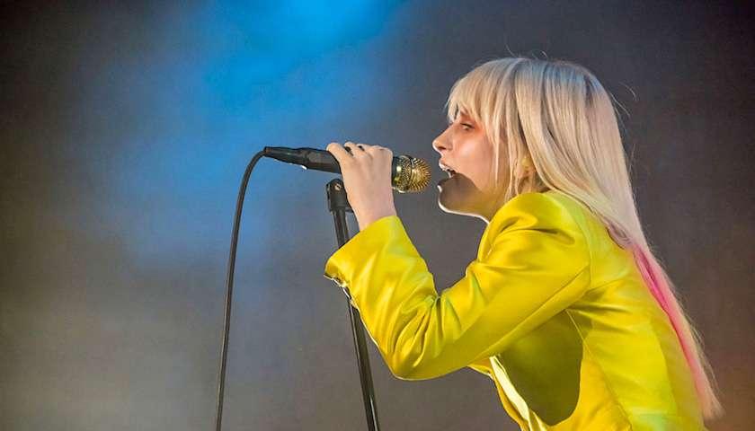 Paramore Live at Huntington Bank Pavilion