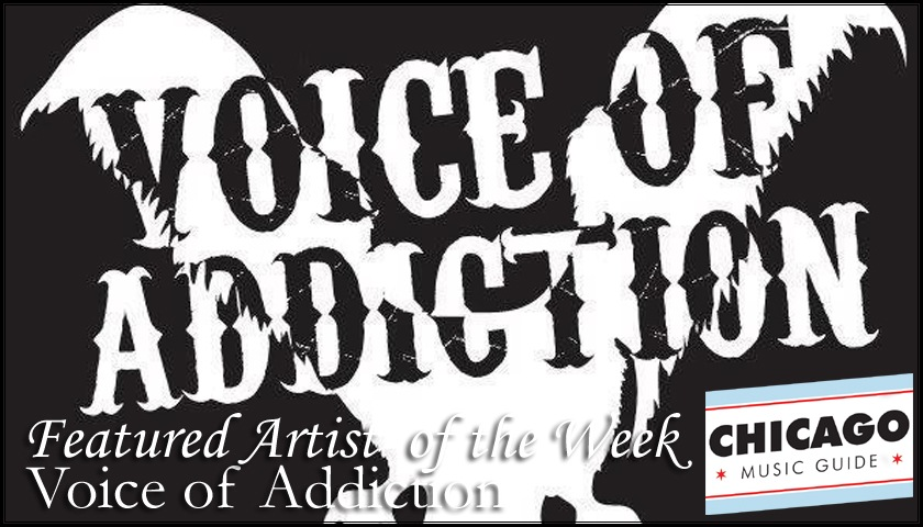 FEATURED LOCAL ARTIST: Voice of Addiction