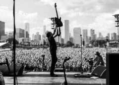 Franz Ferdinand brings Chicago to its knees