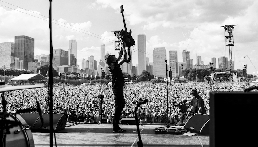 Franz Ferdinand brings Chicago to its knees