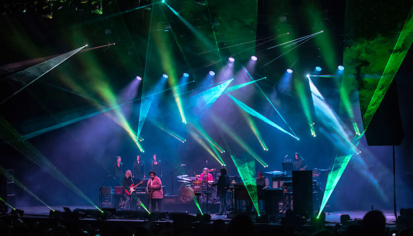 Gov't Mule Live at Hollywood Casino Amphitheatre