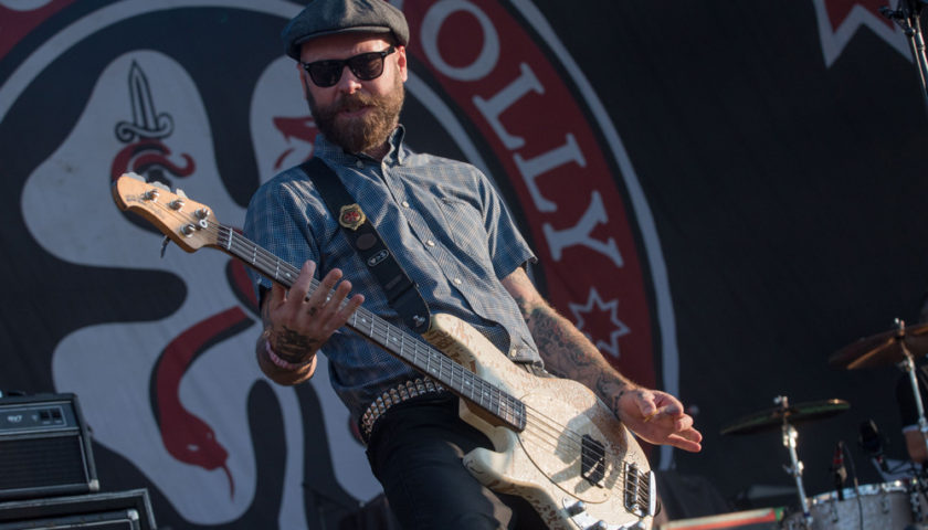 Flogging Molly Live at Riot Fest