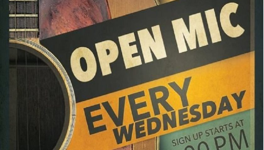 Weekly Open Mic Every Wednesday at the Elbo Room