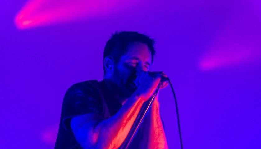 Nine Inch Nails Live at Aragon Ballroom