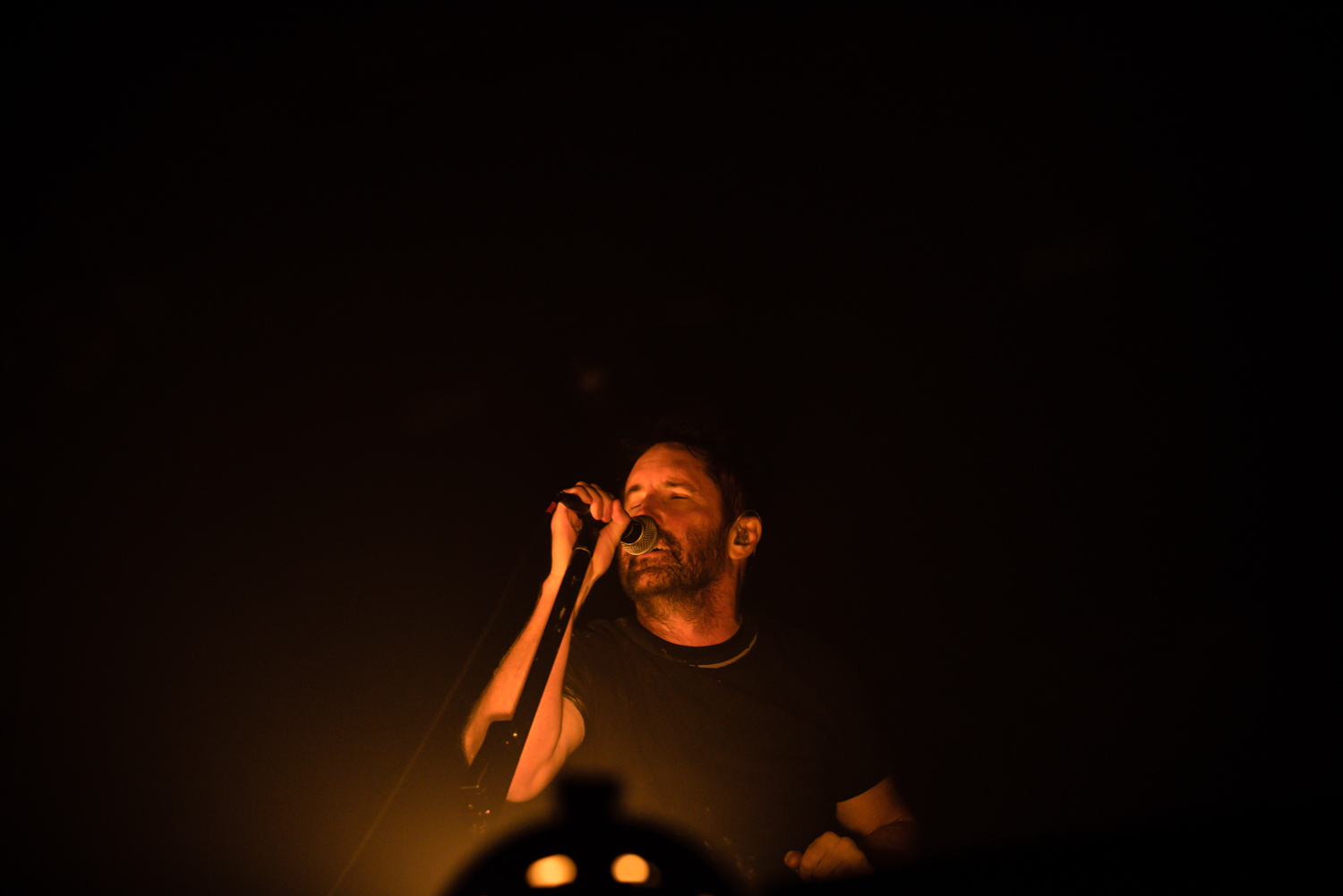 Nine Inch Nails Live At Aragon Ballroom Chicago Music Guide