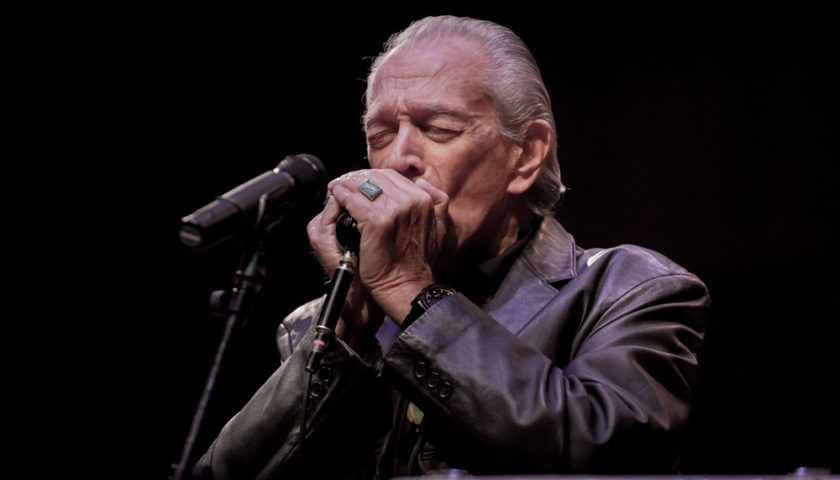 Charlie Musselwhite Live at Logan Center Blues Fest