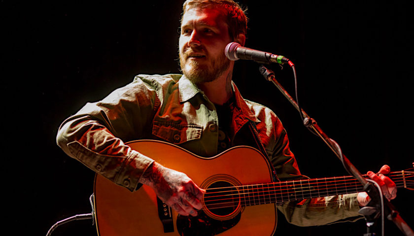 Brian Fallon and Craig Finn Live at Park West