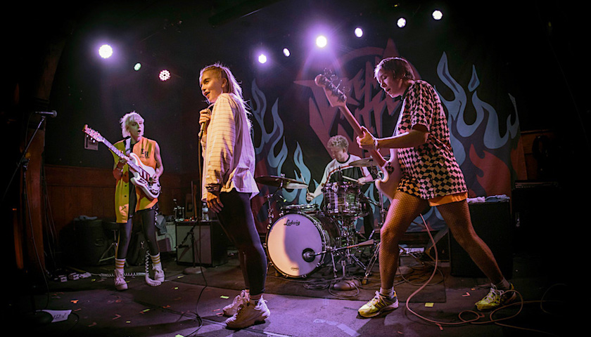 Dream Wife Live at Schubas