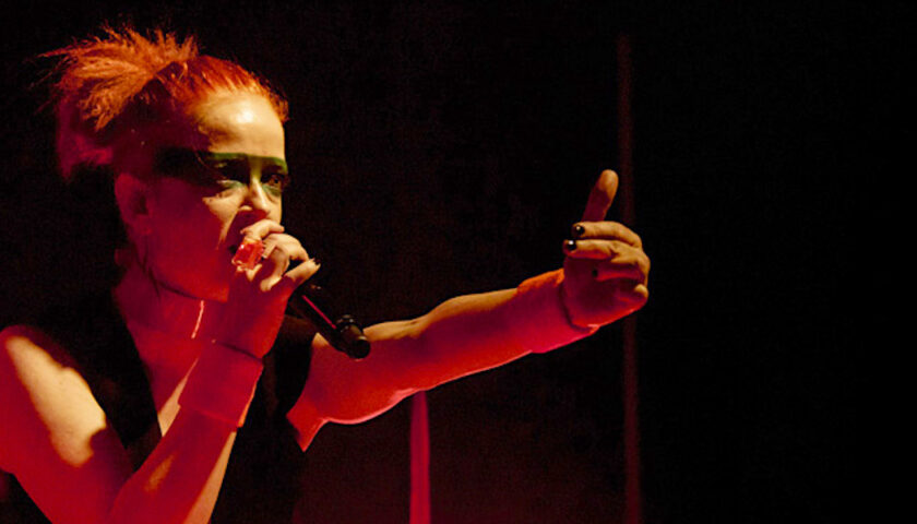 Garbage Live at the Riviera Theatre