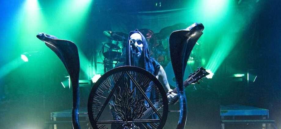 Behemoth live