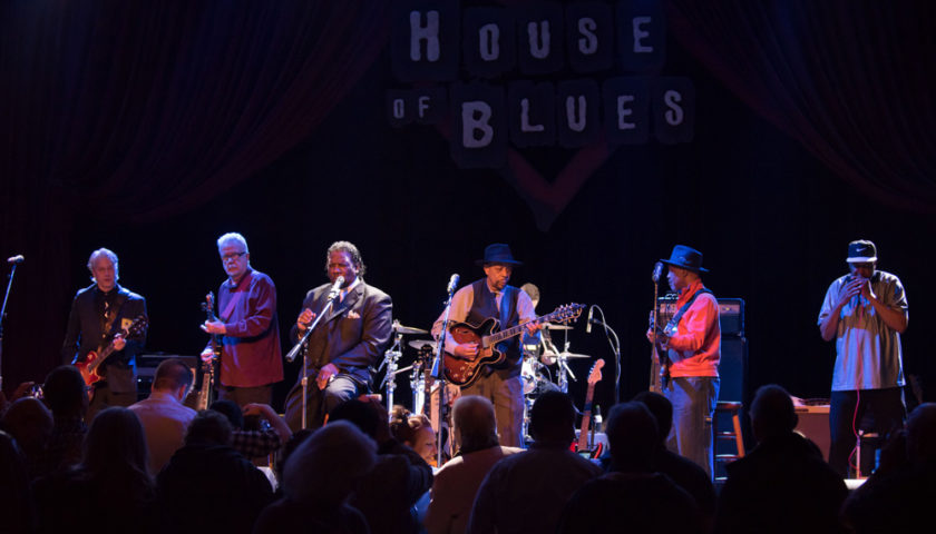 Chicago Blues Spectacular for Jameson