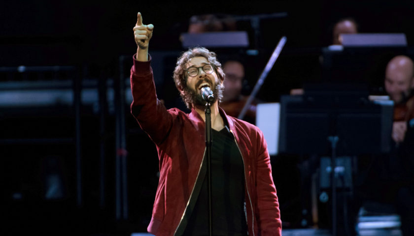 Josh Groban Live at United Center