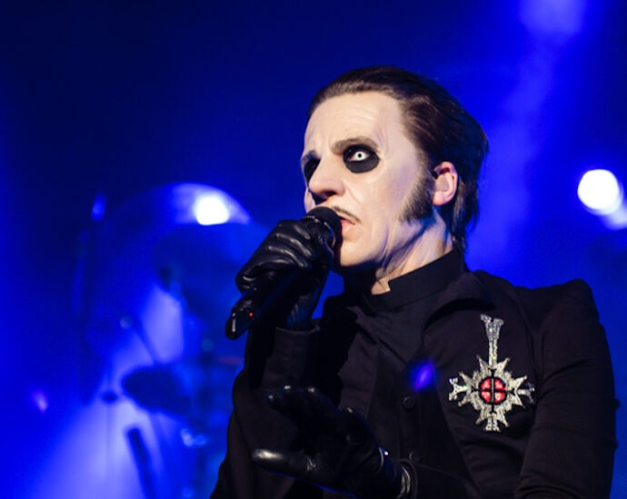 Ghost Live at Aragon Ballroom