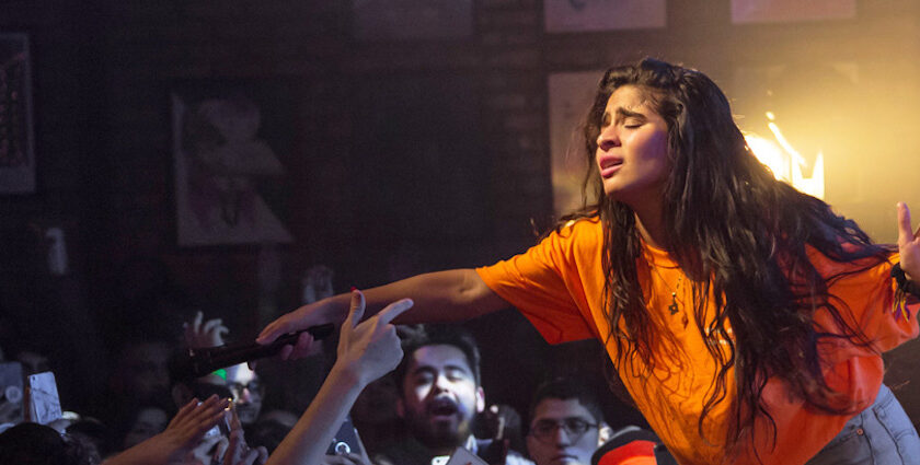 Jessie Reyez live at lincoln hall