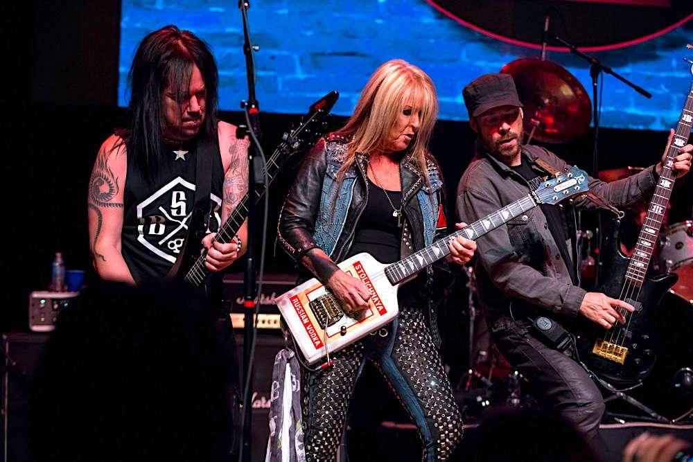 Lita Ford Live At Arcada Theatre Chicago Music Guide