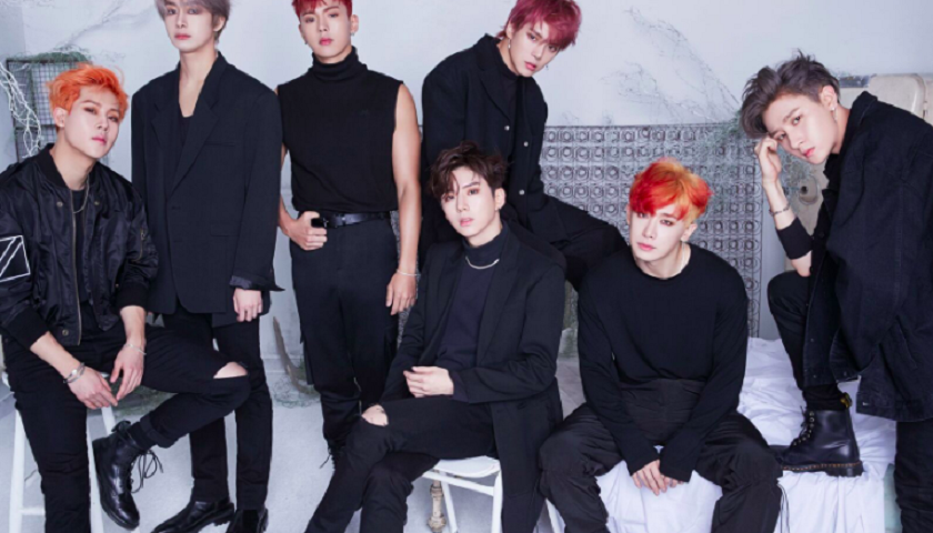 Monsta X Set to Dominate the U.S. Shores at iHeart's Jingle Ball