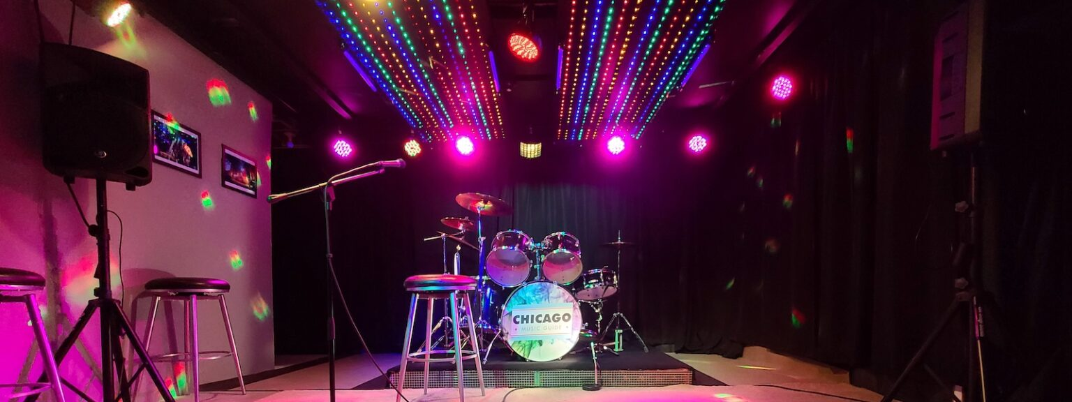 Live at Chicago Music Guide