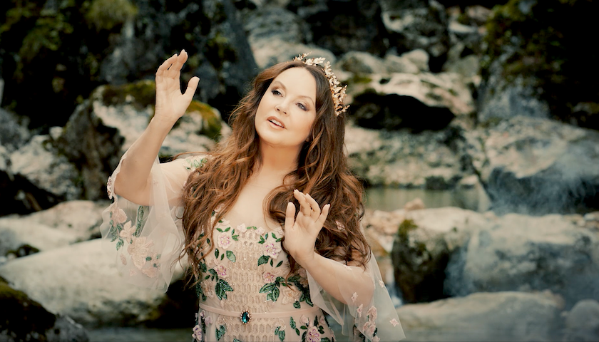 Sarah Brightman - Hymn (Official Music Video)
