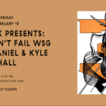 Jay Daniel and Kyle Hall Showcase the State of Detroit House at Sleeping Village