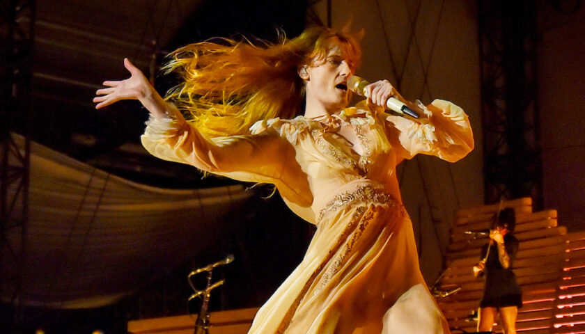 Florence + The Machine Live in Chicago