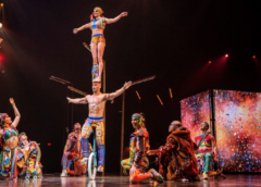 """""""WOW!"""" Cirque du Soleil's VOLTA Takes Soldier Field and Chicago's Hearts"""