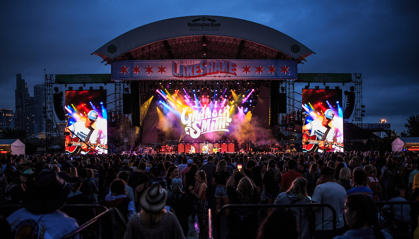 Granger Smith Live at Lakeshake Festival