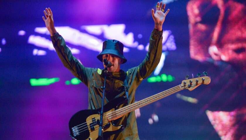 21 Pilots Live at Lollapalooza