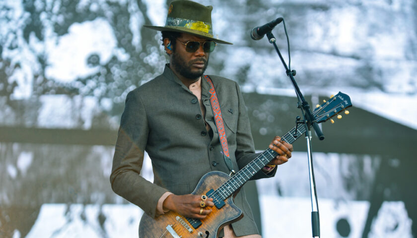 Gary Clark Jr Live at Lollapalooza