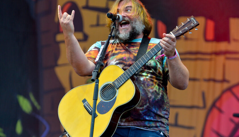 Tenacious D Live at Lollapalooza