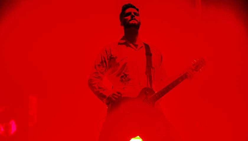 Bring Me The Horizon Live at Lollapalooza