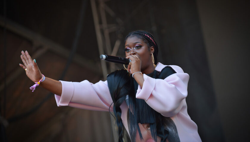 Tierra Whack Live at Lollapalooza
