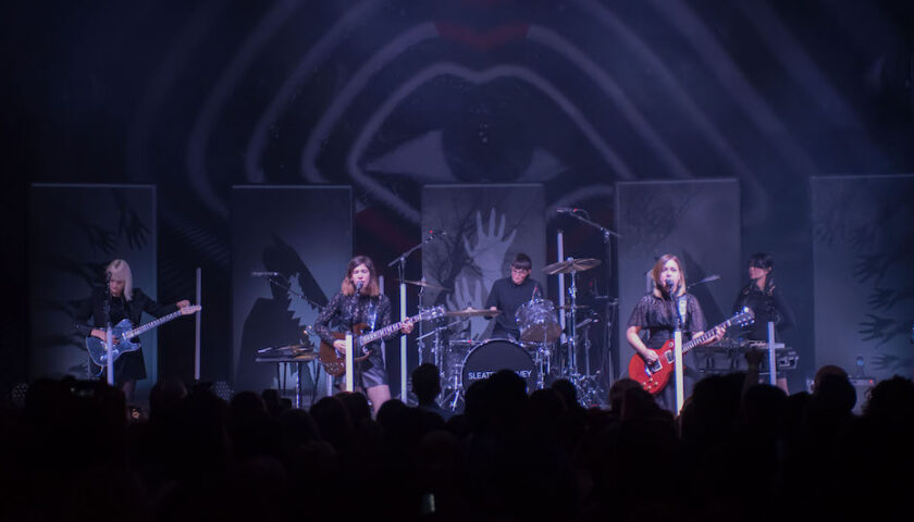 Sleater-Kinney Live at the Riviera