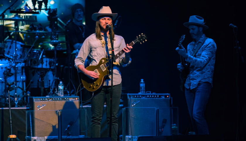 The Allman Betts Band - Arcada Theatre - St. Charles, IL - 2/5/20 - Photo © 2020 by: Roman Sobus