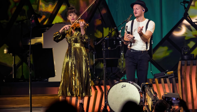 The Lumineers - Allstate Arena - Chicago, IL - 2/21/20 - Photo © 2020 by: Roman Sobus