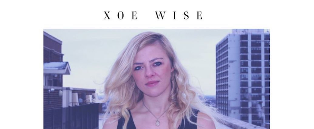 Xoe Wise - Cross Eyed Rose