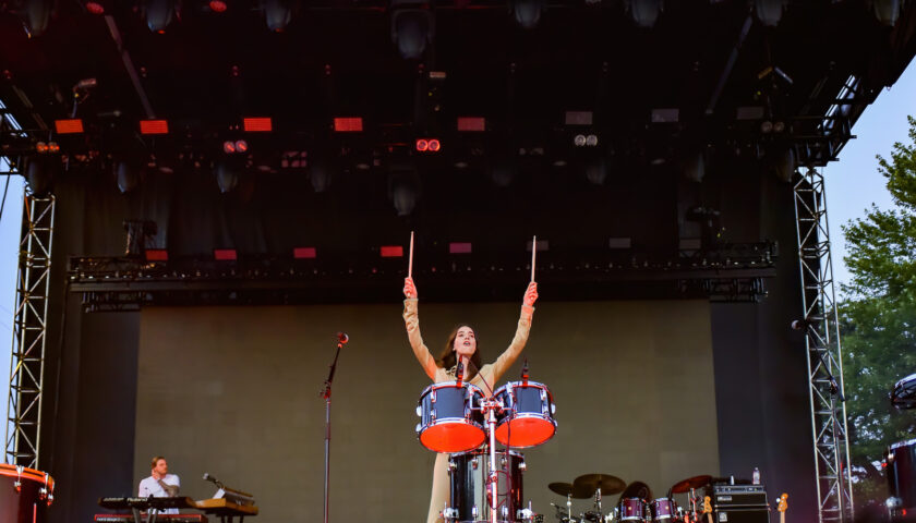 Haim - Pitchfork Festival - Chicago, IL - 7/19/19 - Photo © 2019 by: Roman Sobus