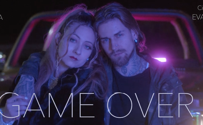 Serena Foster releases Game Over