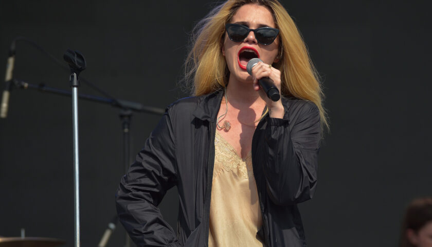 Sky Ferreira - Pitchfork Festival - Chicago, IL - 7/19/19 - Photo © 2019 by: Roman Sobus