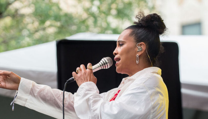 Neneh Cherry Live at Pitchfork