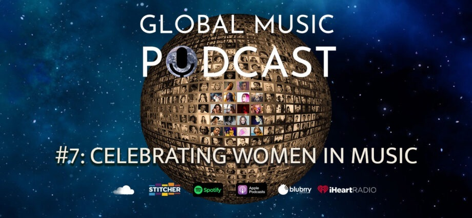 Global Music Podcast 07
