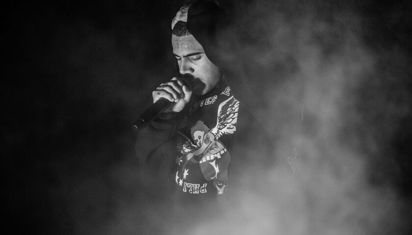 Vic Mensa - Lakeshore Drive-in - Chicago, IL - 9/5/20 - Photo © 2020 by: Roman Sobus