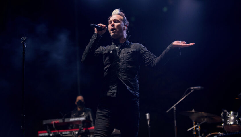 Fitz and the Tantrums - Lakeshore Drive-in - Chicago, IL - 10/17/2020 - Photo © 2020 by: Roman Sobus